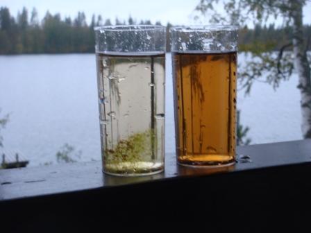 Vesinäytteet 26.9.2012
